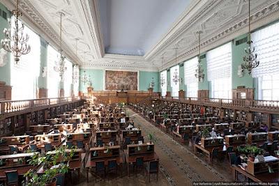Top 10: Bibliotecas más grandes del mundo