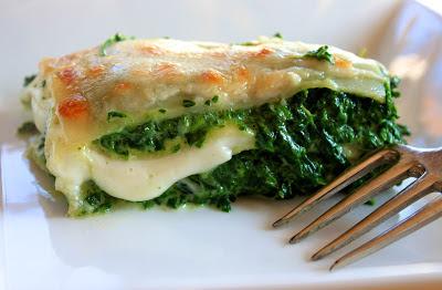 recepta de lasanya de verdura