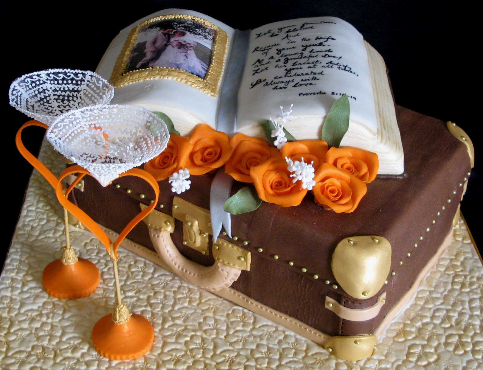 Sugarcraft By Soni Marriage Anniversary Cakeeternal Vows And