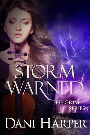 storm warned grim urban fantasy series by dani harper