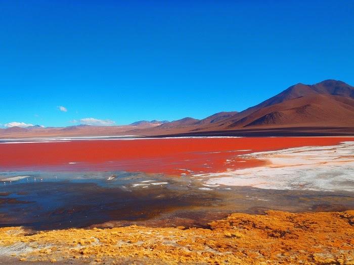 Danau red lagoon