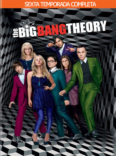The Big Bang Theory 6ª Temporada Torrent - Blu-ray Rip 720p Dual Áudio (2012)