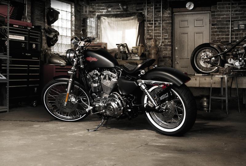 Custom Harley-Davidson 72