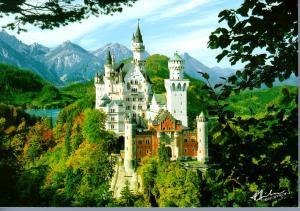 el-castillo-de-Neuschwanstein
