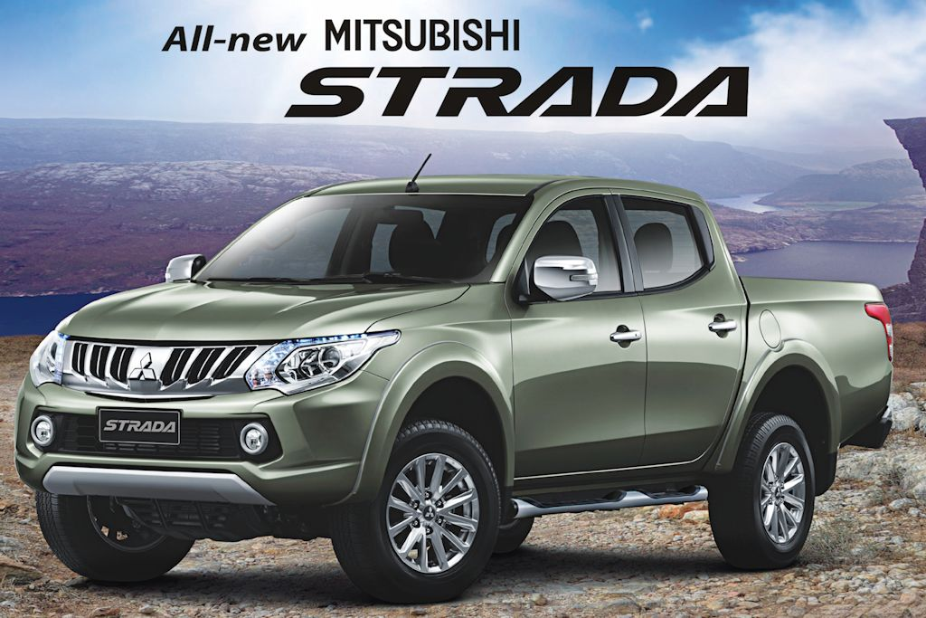 UPDATED: 2015 Mitsubishi Strada: This is the Brochure | CarGuide.PH - Philippine Car News, Car ...