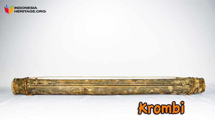 Hasil gambar untuk alat musik Krombi