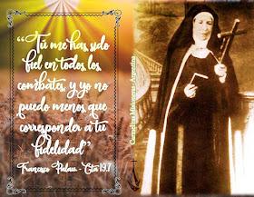 JUANA GRATIAS - FIRST CARMELITE MISSIONARY
