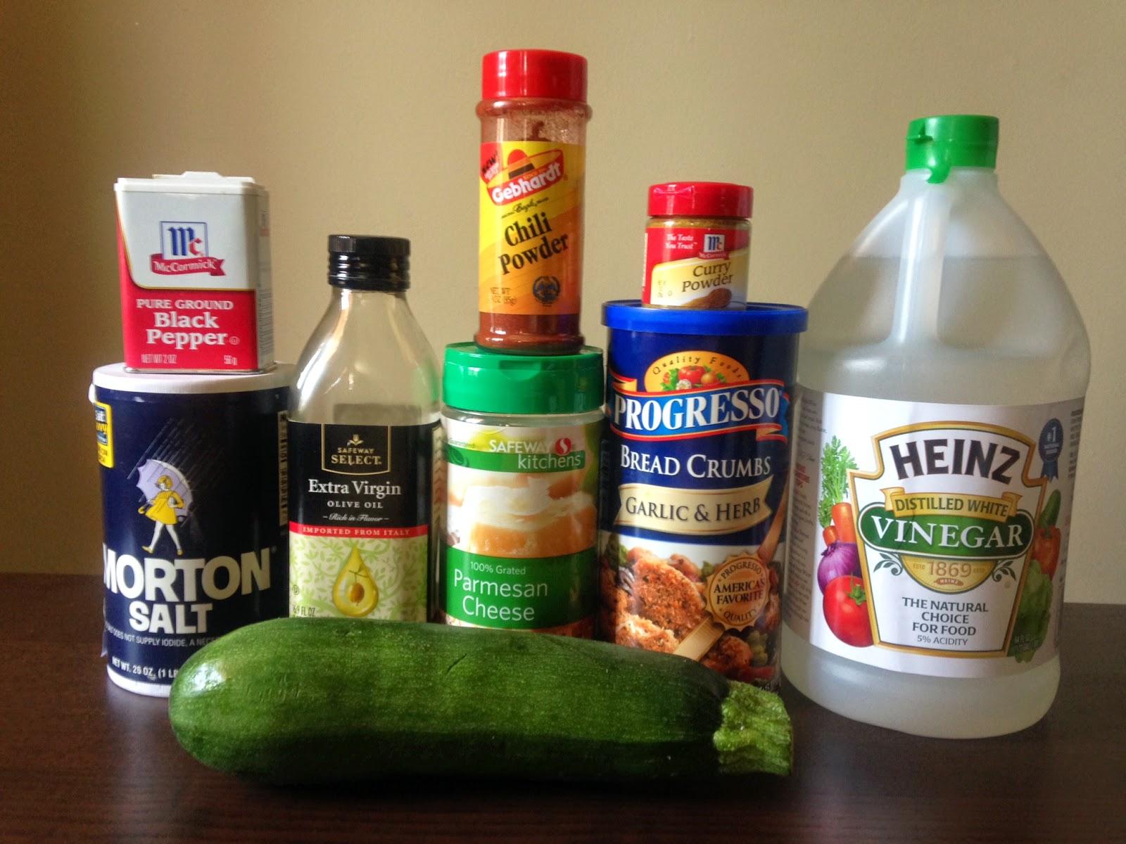 how to make salt and vinegar powder