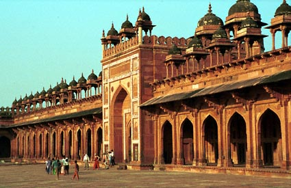 Historical Places in India - Fatehpur Sikri