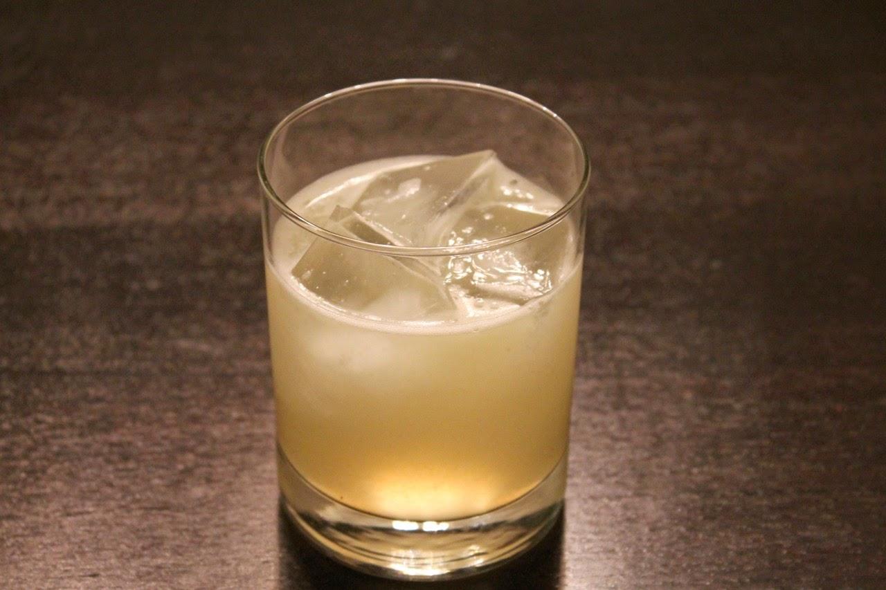 Vanilla Margarita