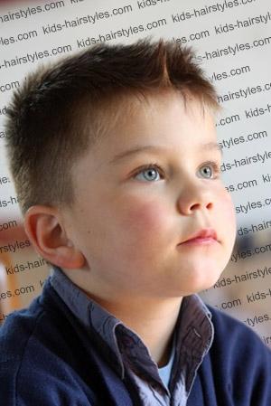 Moderne Haarschnitte für Kinder