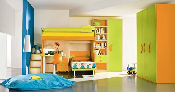 Fotos de dormitorios juveniles para dos chicas car for Dormitorio animado