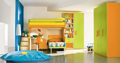 dormitorio compartido niños