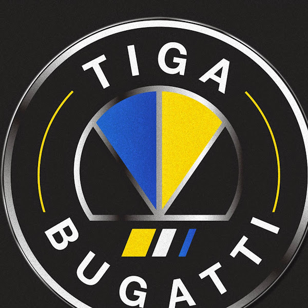Tiga - Bugatti (feat. Pusha T) - Single Cover