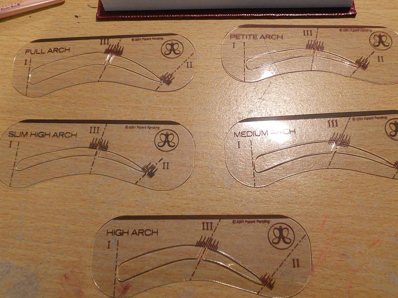 how to use anastasia stencils