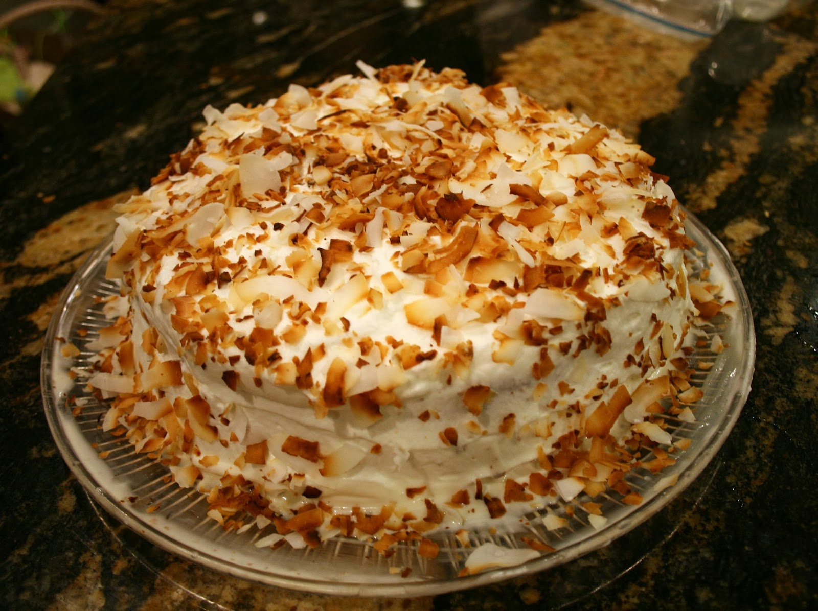 ... Daring Bakers: Chocolate Coconut Pastel de Tres Leches (3 Milk Cake