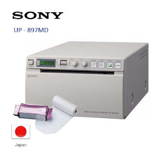 USG portable 2 dimensi murah Sony+up897md