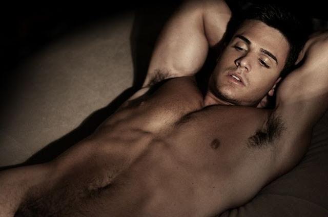 Philip fusco male model nude