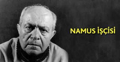 NAMUS İŞÇİ 'Sİ ROBOSKİ