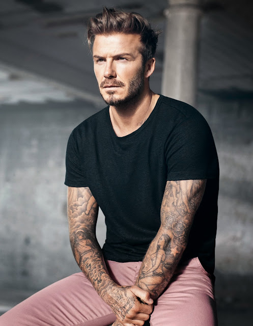 Classic tee by modern essentials selected by david beckham at H&M
