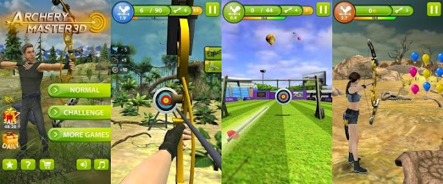 download archery master 3d hack unlimited money coin