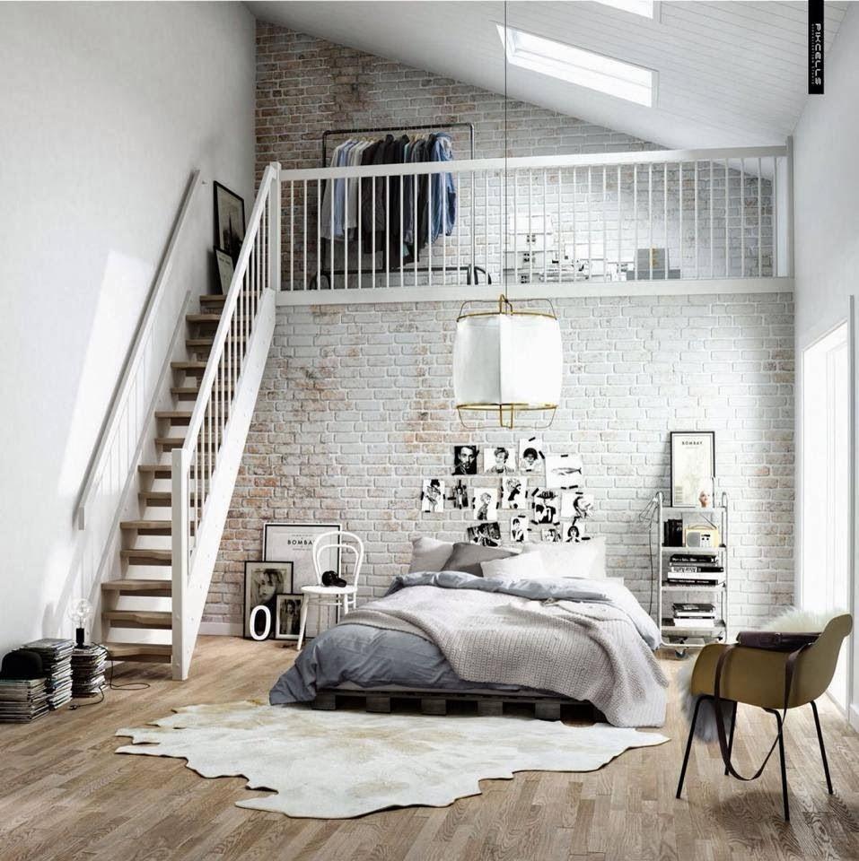 Interiores con encanto: Dormitorios