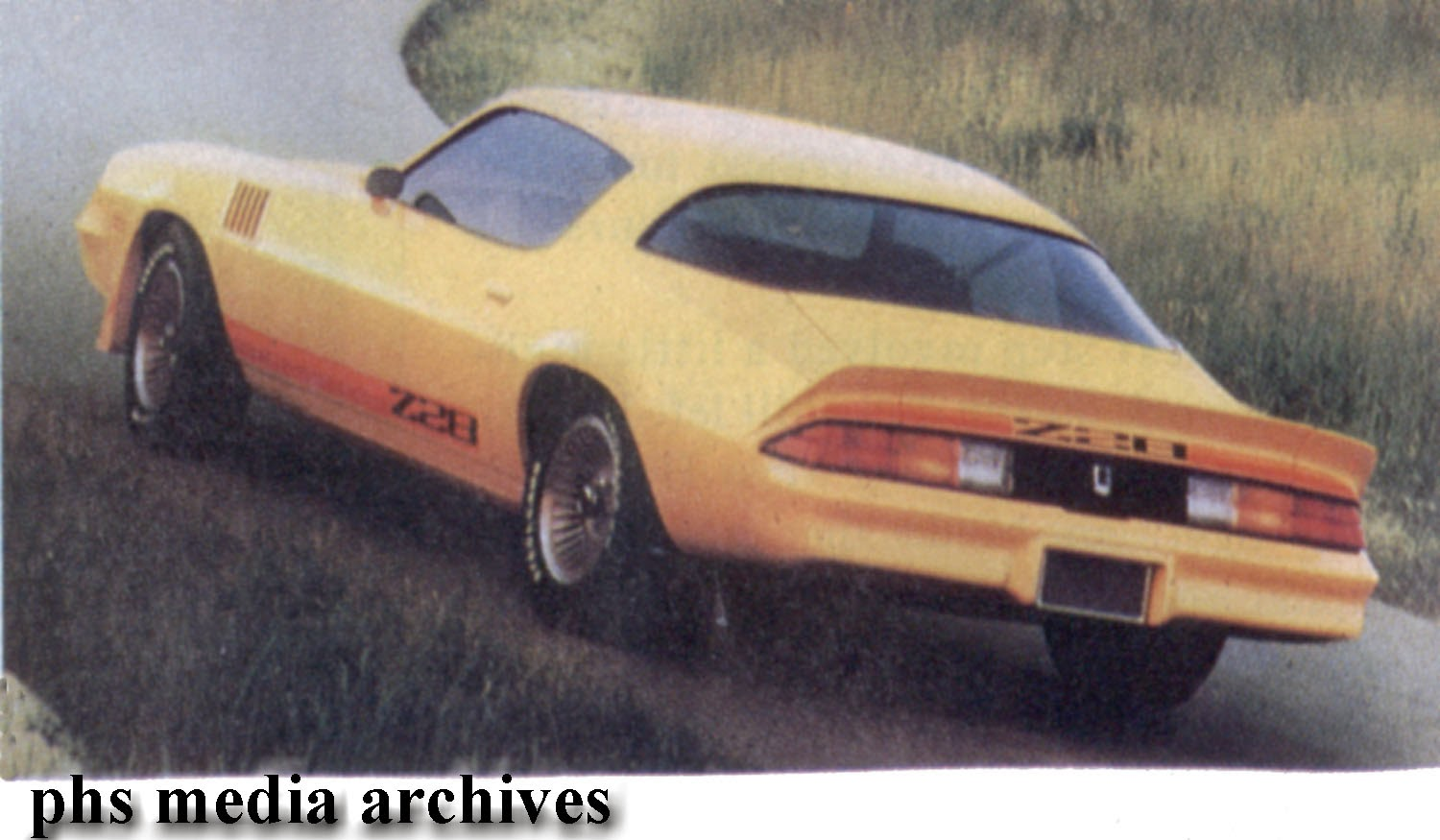 Year in Review: 1979 Camaro | phscollectorcarworld