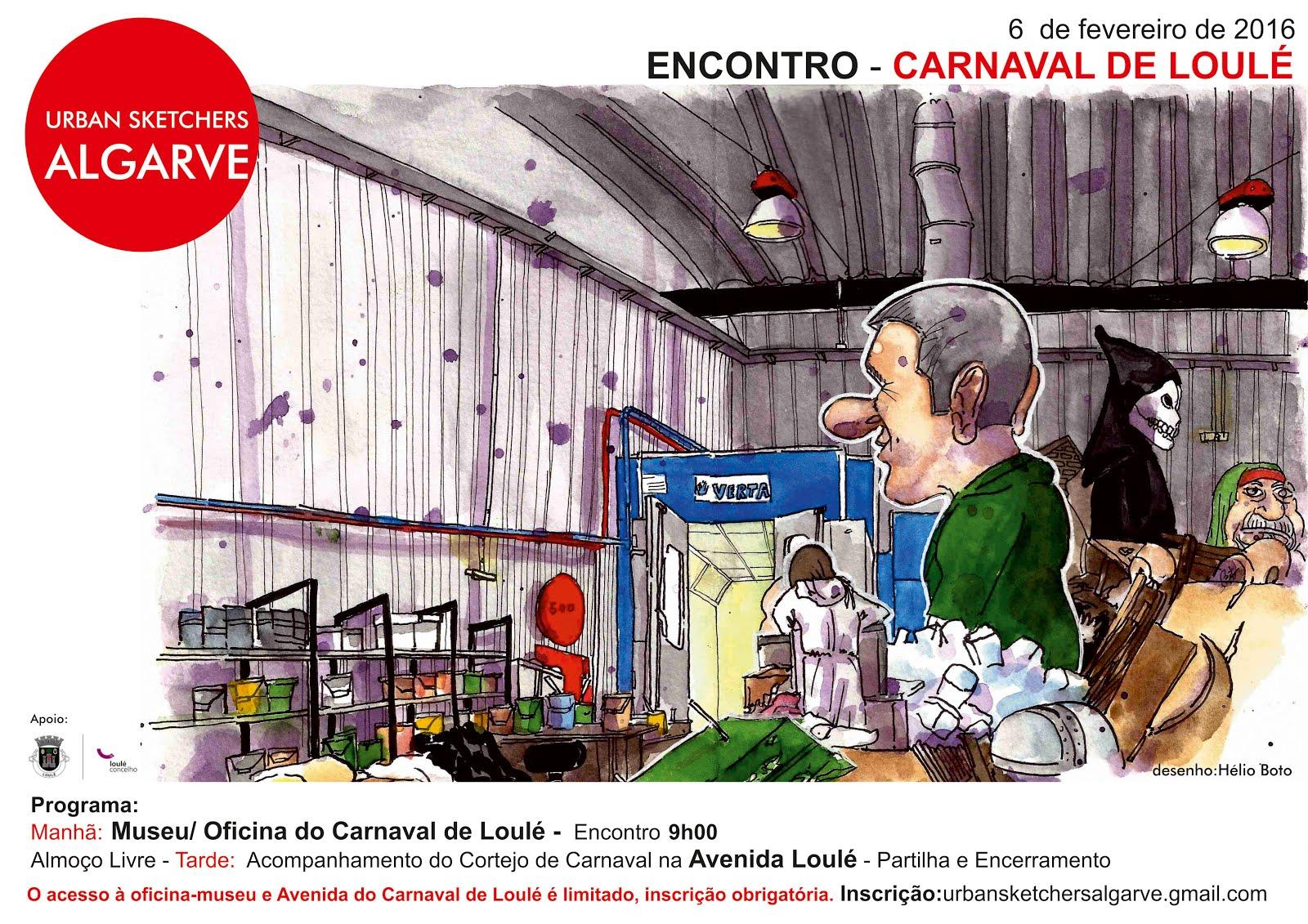 ENCONTRO USkP Algarve  - CARNAVAL DE LOULÉ