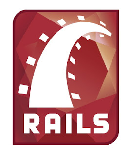 Ruby on Rails ロゴ