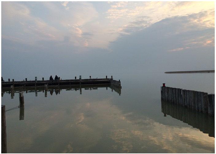 Mole West am Neusiedler See im Burgenland