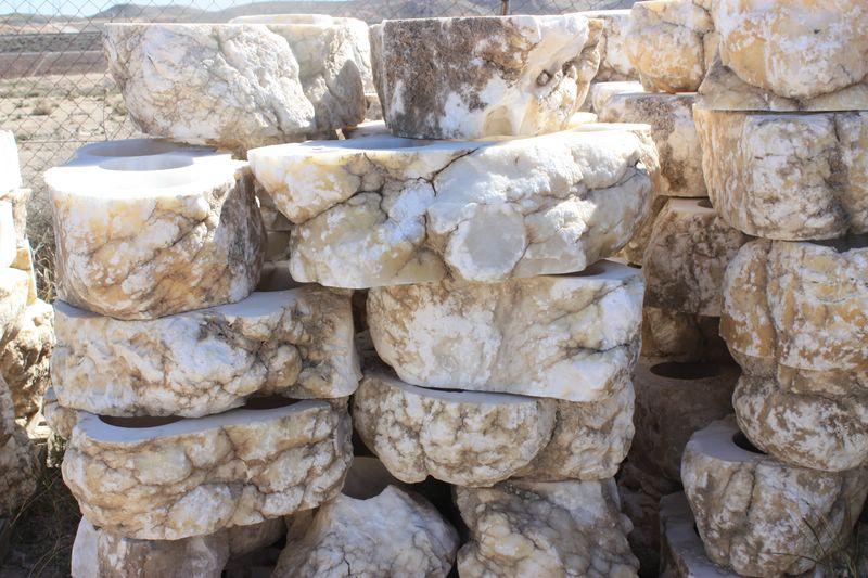 En a redolada alabastro el m rmol de la ribera del ebro for Con que se limpia el marmol