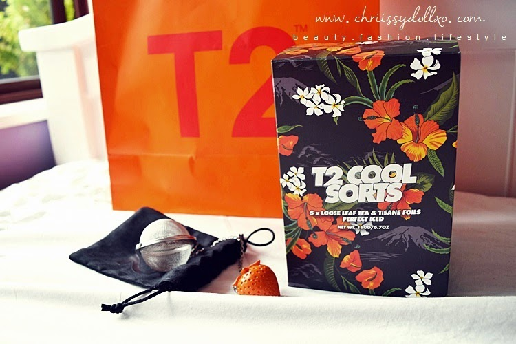 T2 Tea Cool Sorts Box