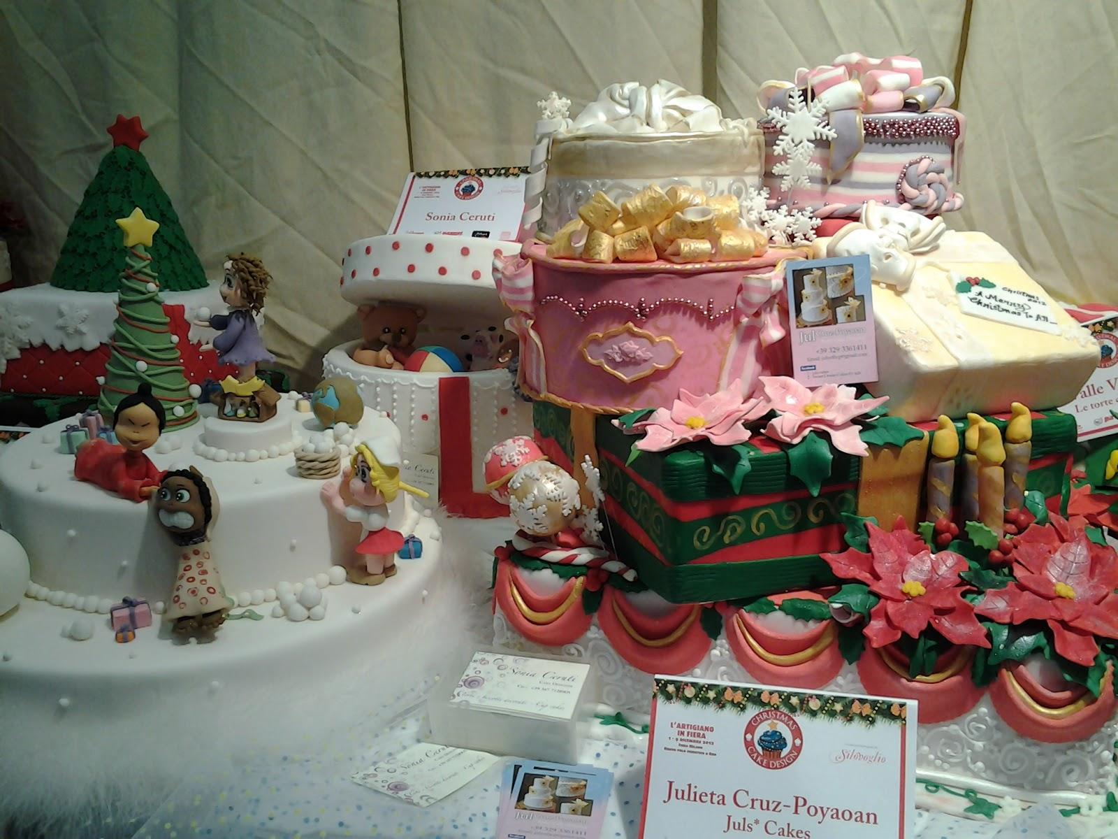 Zuccherosamente...: Cake gallery 2012 - Fiera dell ...