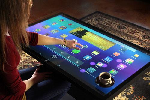 """Máy tính bảng """"khổng lồ"""" 18,4 inch của Samsung sắp ra mắt"""
