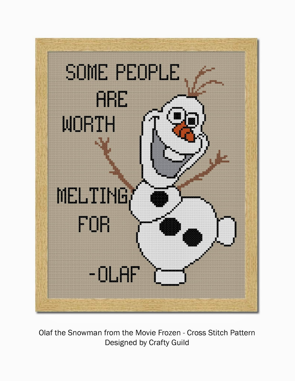 Olaf The Snowman Frozen Some People Are Worth Melting For It s summerOlaf The Snowman Melting