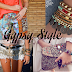 Moda: Tendência Gypsy