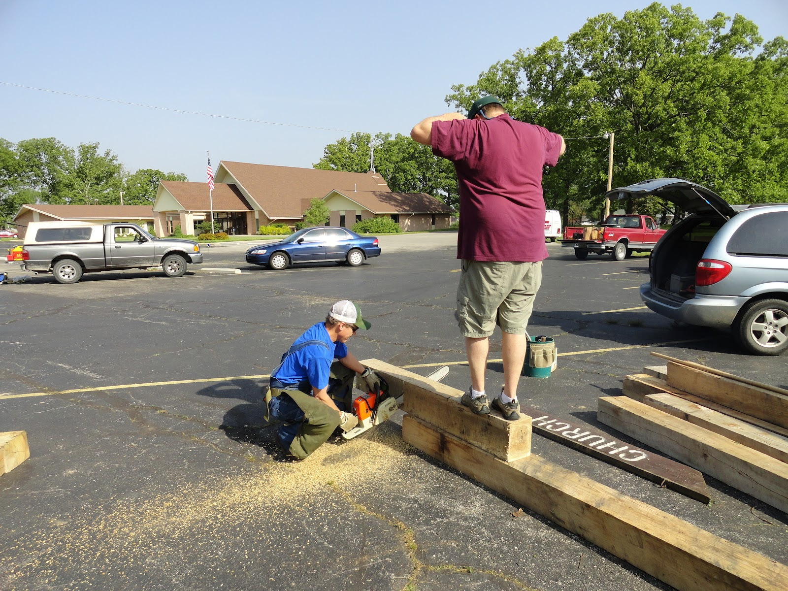 Baxter St Gardener Building A Wheelchair Accessible Raised
