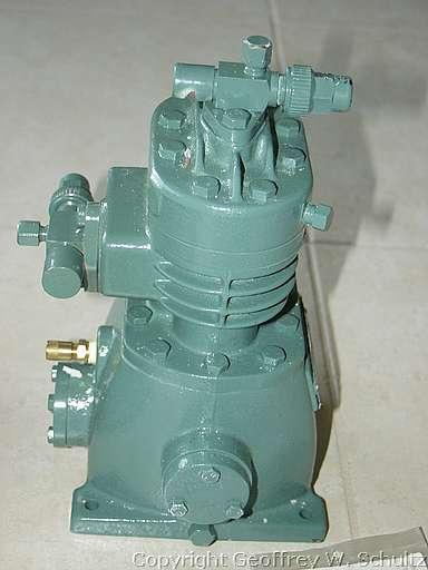 compressor Bitzer Open type