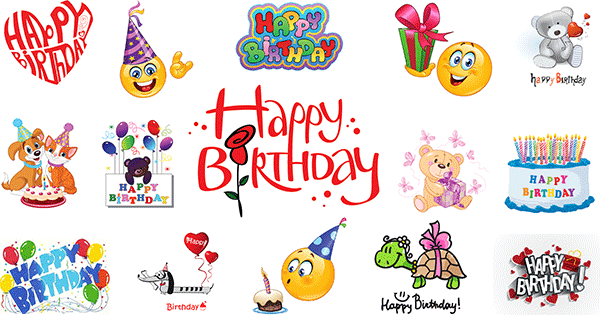 Birthday cake emoticon facebook moreover happy birthday emoticons
