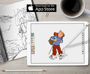 iOS App of the Month - Drawing Desk