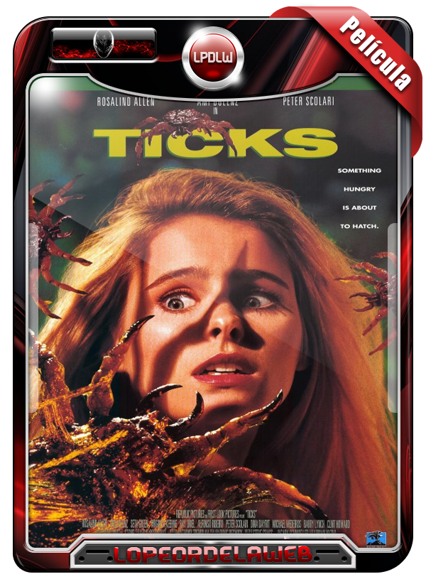 Ticks | Garrapatas (1993) 720p Mega Uptobox
