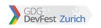 DevFest Zürich-Logo