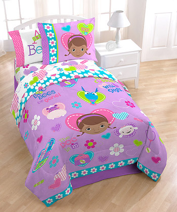 Unique Princess Sofia Comforter Set Disney Junior Doc McStuffins