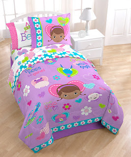 Princess Sofia Comforter Set Disney Junior Doc McStuffins