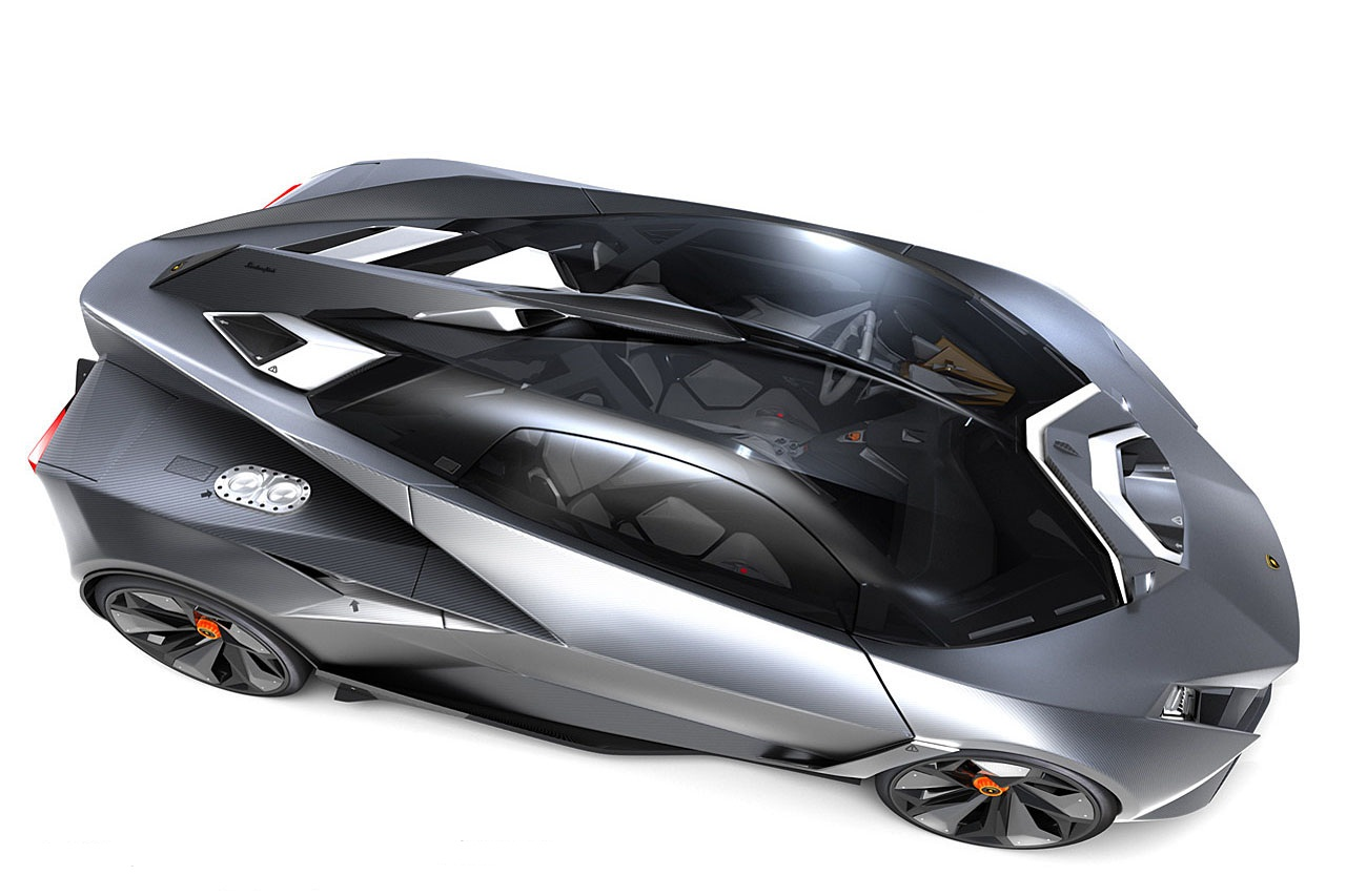 Car Amp Bike Fanatics Lamborghini Perdigon Concept By