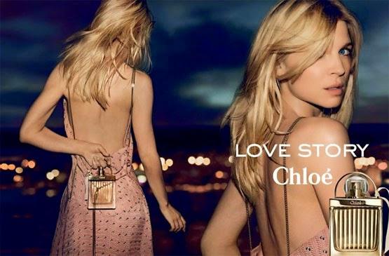 fragrância feminina Love Story Chloe