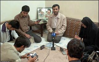Mahmoud Ahmadinejad, presiden, iran, indonesia, amerika, dunia, kekayaan, kebaikan, sifat, teladan