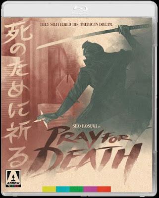 Pray For Death Blu-ray
