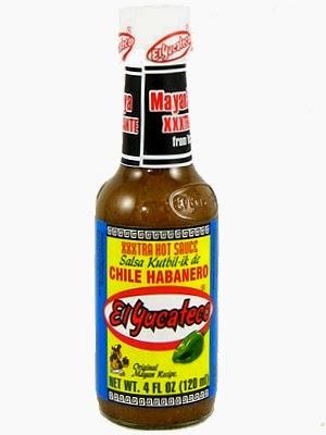 Mexican Mayan Hot Sauce