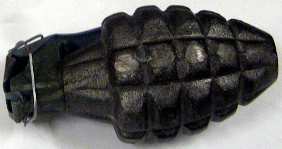 Inert Hand Grenade (DAL)